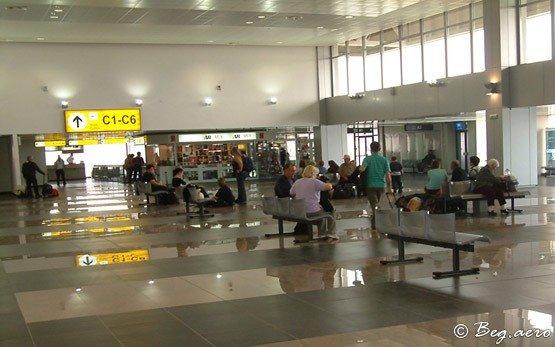 Белград международното летище
