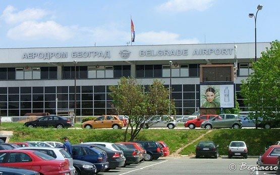 Летище Никола Тесла в Белград