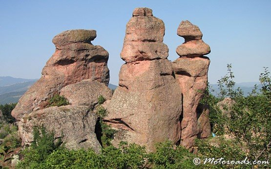 Белоградчишкие скалы чудо природы