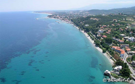 Bird View - Neoi Poroi