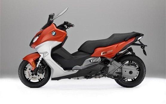 BMW C 650 Sport  - скутеры напрокат в Риме