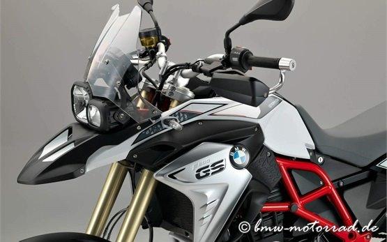 2017 БМВ F800 GS - наем на мотоциклет Лисабон