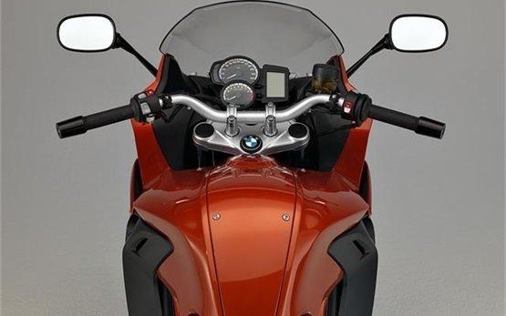 BMW F800 GT - прокат мотоциклов Ницца