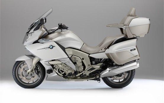 BMW K 1600 GTL - motorbike rental in Cannes