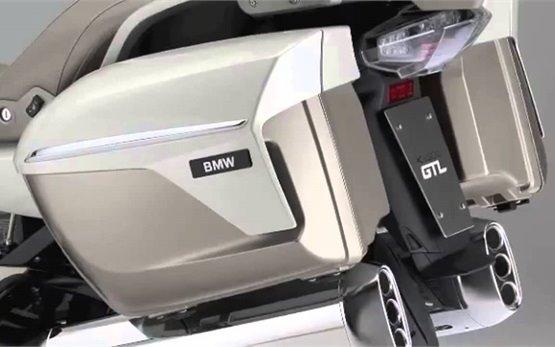 2016 BMW K 1600 GTL - мотоцикл на прокат Женева