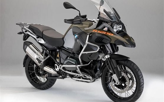 BMW R 1200 GS ADV - motorcycle rent in Munchen