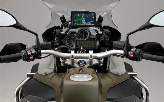 BMW R 1200 GS ADV - motorcycle rental in Munich