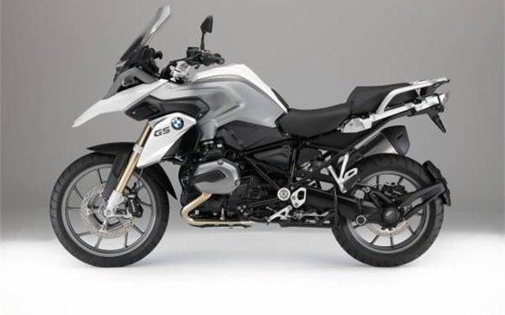 BMW R 1200 GS - rent bike Olbia