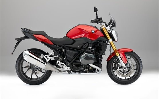 BMW R 1200 R  - аренда мотоцикла в Флоренция