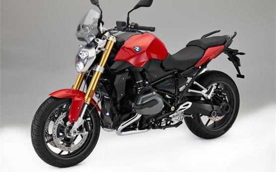 BMW R 1200 R  - аренда мотоцикла Милан
