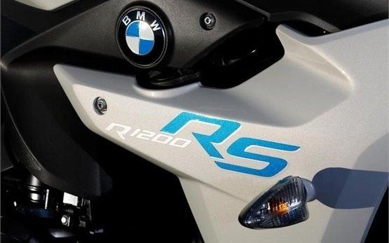 BMW R 1200 RS  - аренда мотоцикла в Европе