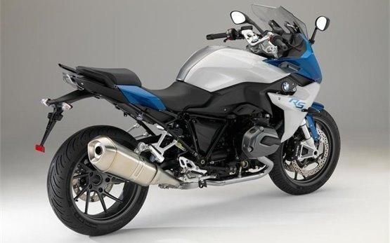 BMW R 1200 RS  - аренда мотоцикла Рим
