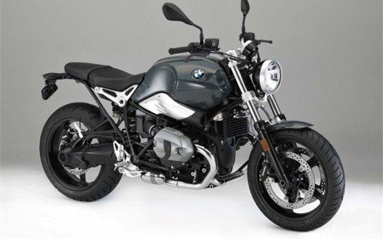 BMW R NINE T - аренда мотоцикла Барселона