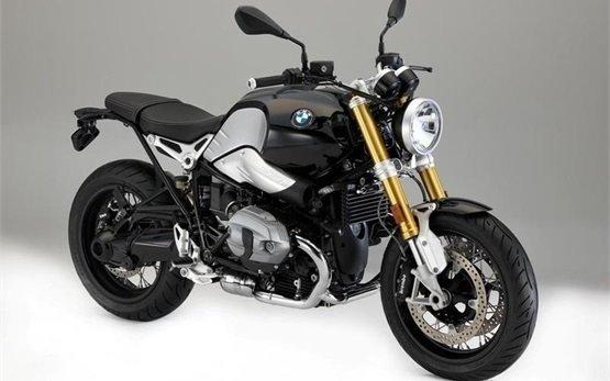 BMW R NINE T - аренда мотоцикла Флоренция