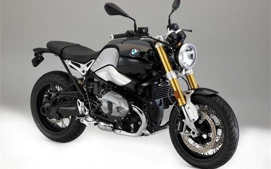 BMW R NINE T - аренда мотоцикла Женева