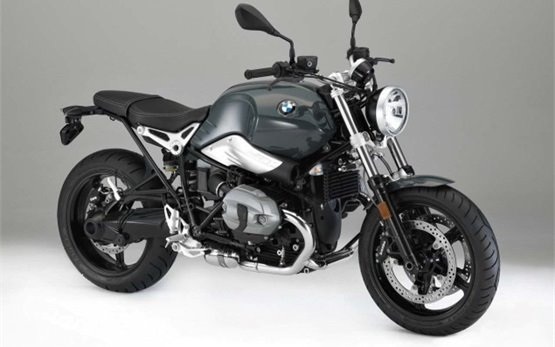 BMW R NINE T - motorcycle rental Malaga Airport