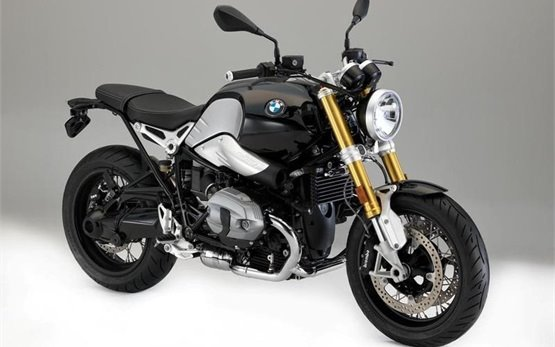 BMW R NINE T  - motorcycle rental Nice
