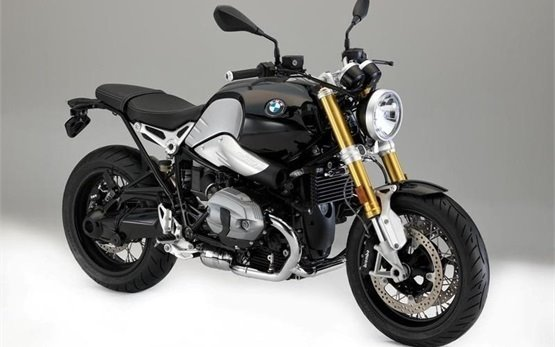 BMW R NINE T  - motorcycle rental Rome