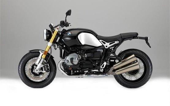 BMW R NINE T - прокат мотоциклов - Аэропорт Женева