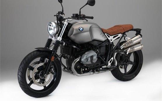 BMW R NINE T  - прокат мотоциклов - Париж
