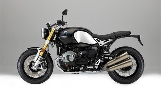 BMW R NINE T  - rent bike Rome