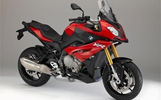BMW S 1000 XR - аренда мотоцикла Барселона