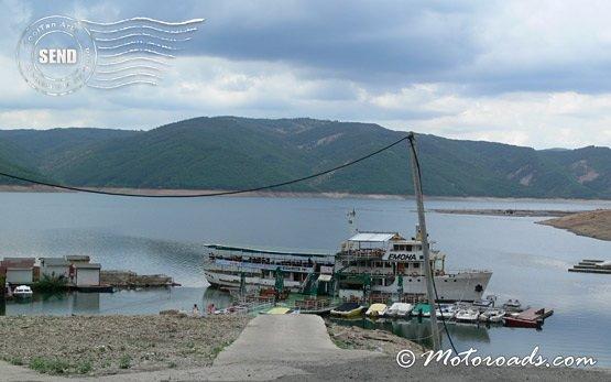 Boat, Kardjali Lake