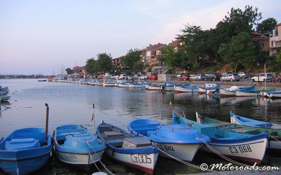 Boats, Sozopol