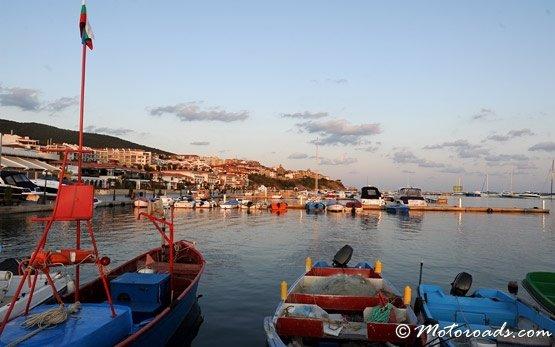 Boats, St Vlas