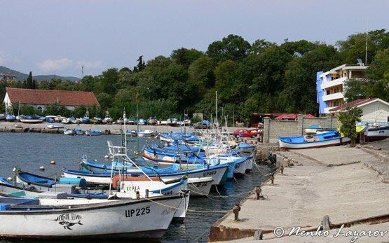 Boats - Tsarevo