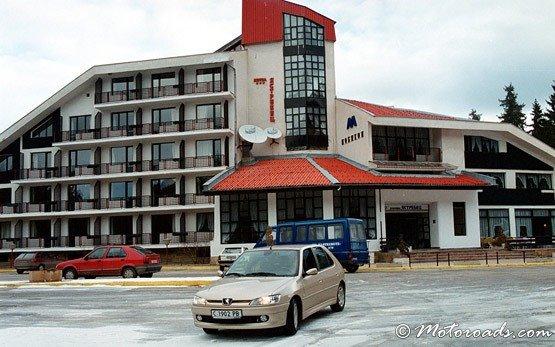 Отель Боровец