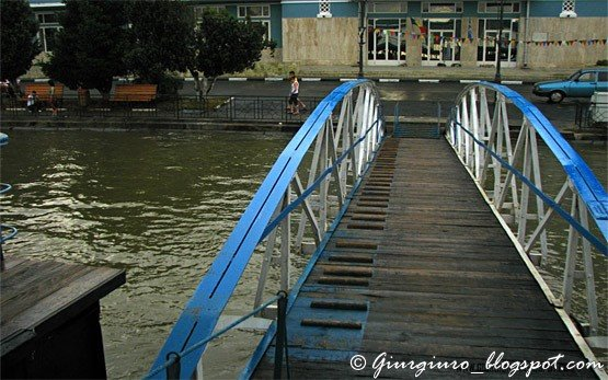 Bridge, Giurgiu
