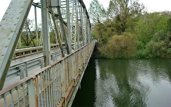 Мост - Синеморетц