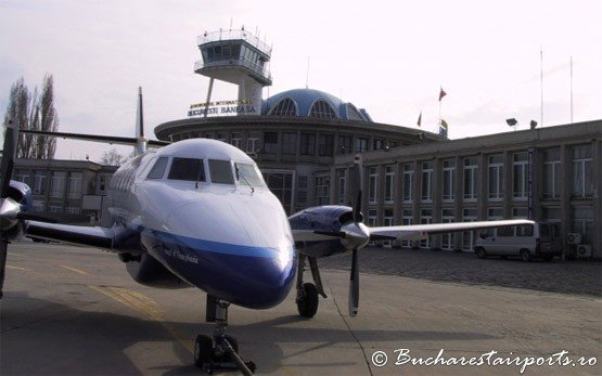 Букурещ - летище Аурел Влайку