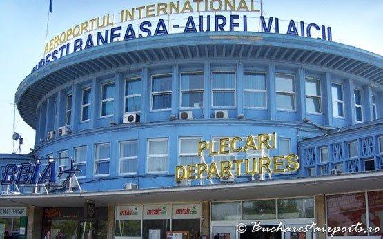 Бухарест Баниза международный аэропорт