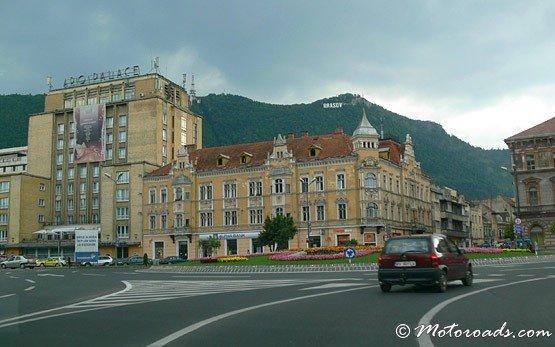 Building, Brasov