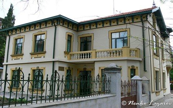 Building in Stara Zagora
