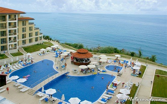 Гостиница -Byala Beach Resort