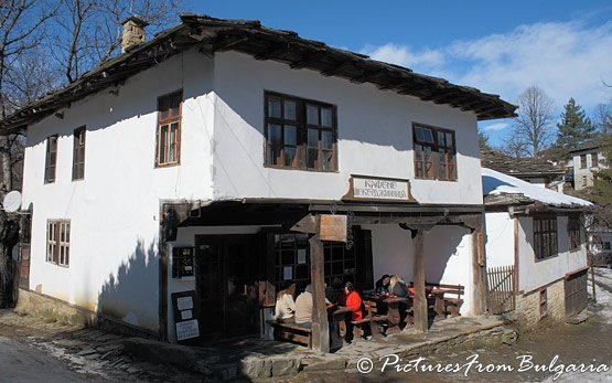 Café in Bozhentsi