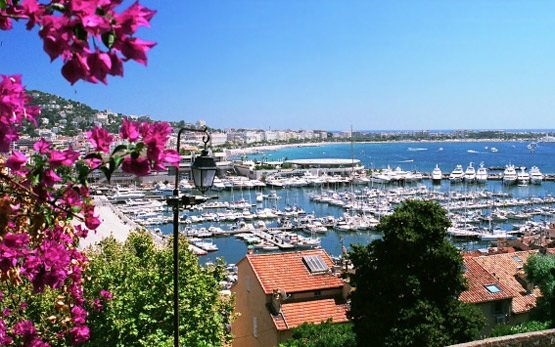 Cannes Cote D`azur En France