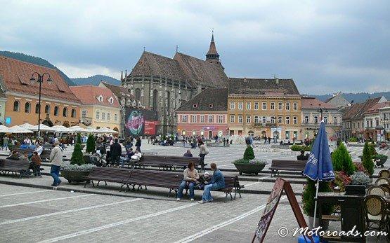 Центр - Брашов