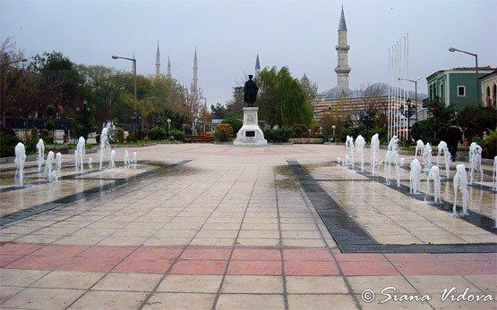 Центр города Эдирне