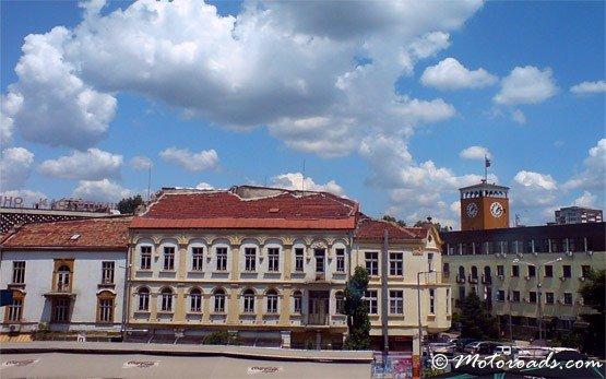 Center, Haskovo