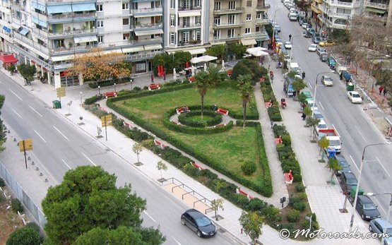 Center of Thessaloniki
