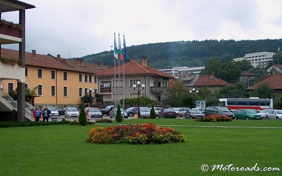 Center, Tryavna