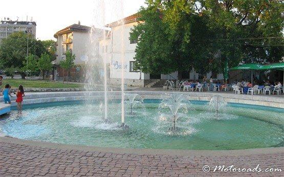 Center, Town of Levski