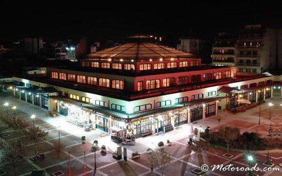 Central Square, Karditsa
