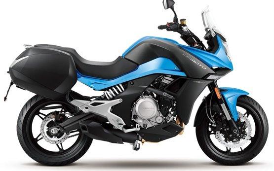 CFMOTO 650MT - мотоциклет под наем Барселона