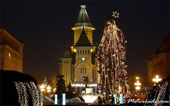 Christmas in Timisoara