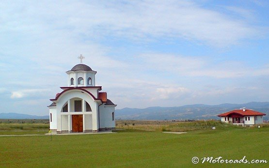 Church, Dolna Banya